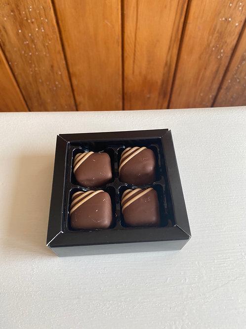 Chocolate Truffles 4 pack