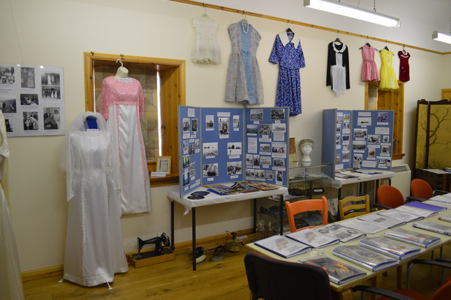 previous Exhibition - 50s and 60s