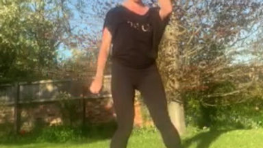 Tai Chi Videos - 24 Forms - Turn To Deflect, Parry Punch
