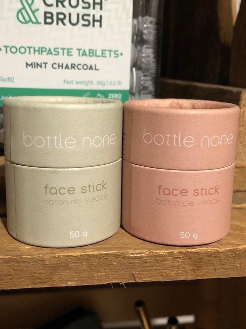 Bottle None Face Stick