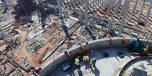 Projet de construction d'entrepôt pétrol