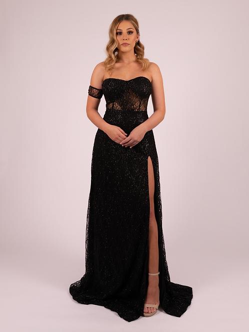Malia Gown - Black