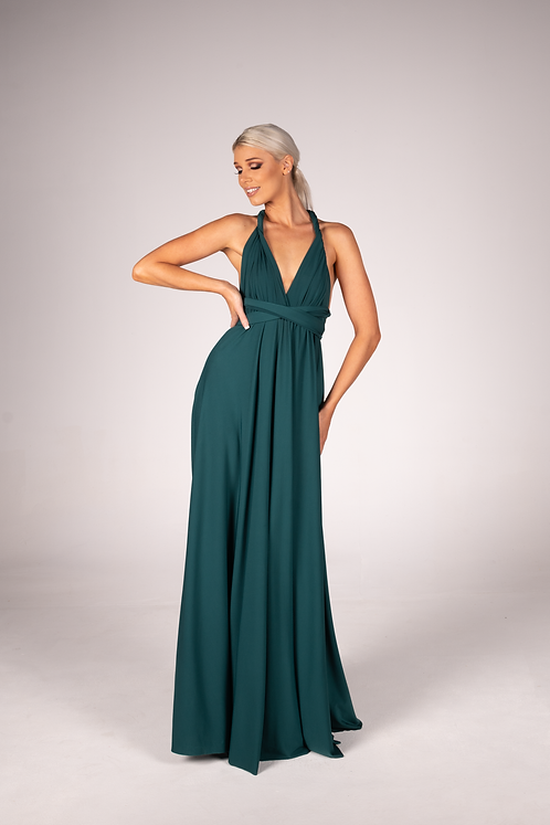 Willow Gown Green