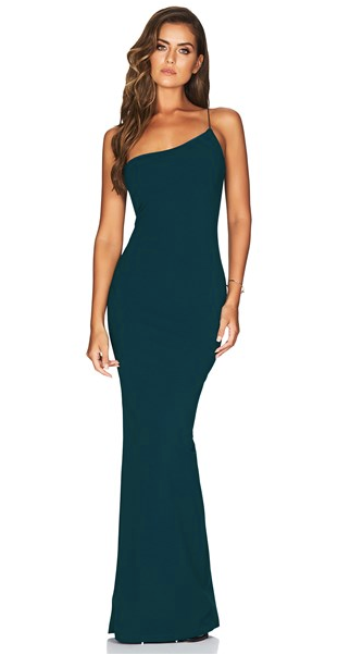 Nookie Penelope Gown Teal