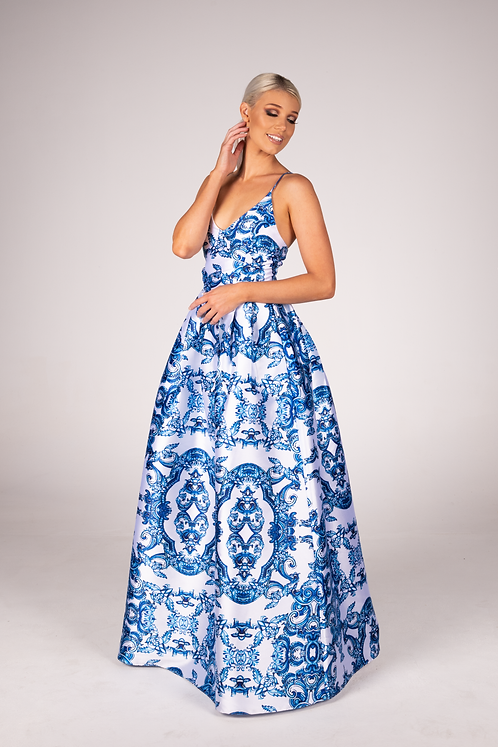 Khalesi Gown