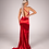 Thumbnail: Isla Gown Red