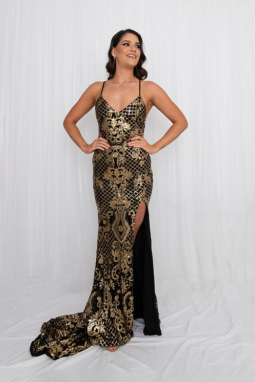 Adhara Gown