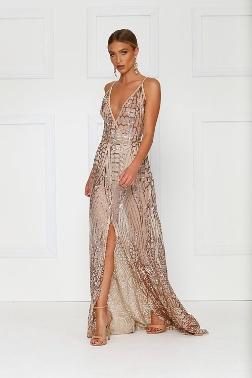 Alamour The Label - Cristal Gown