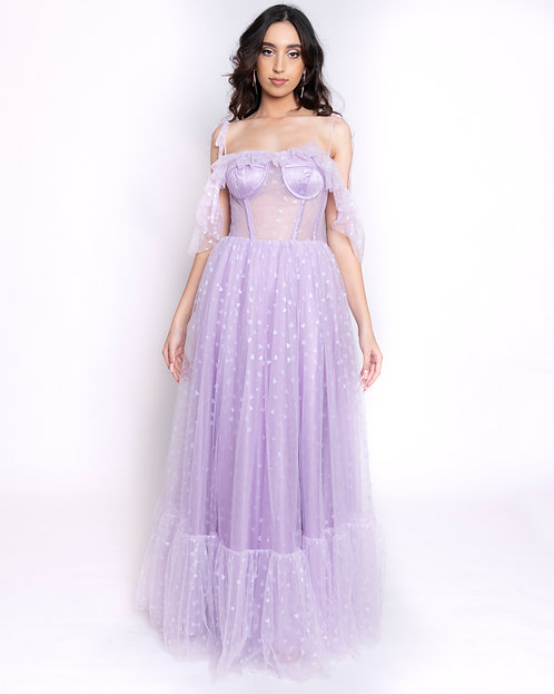 Violet Gown - BUY