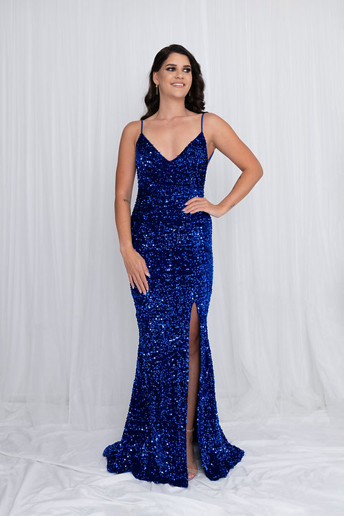 Azure Gown