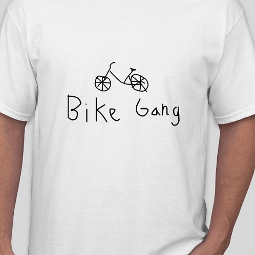 Bike Gang Tee (white)