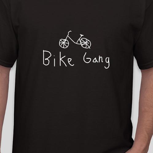Bike Gang Tee (black)