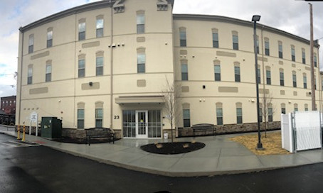 Wellsville's 23 North Building - Seeing is believing!