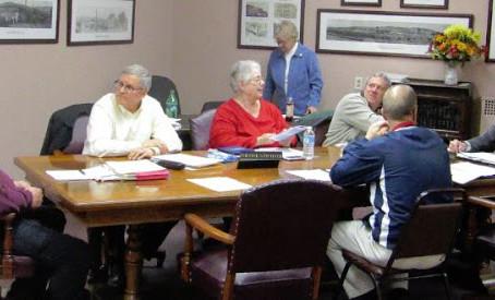 Village Board agrees to loan