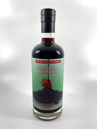 That Boutique-y Gin Company – Strawberry Balsamico