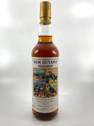 Guyana Remember – Moon Import