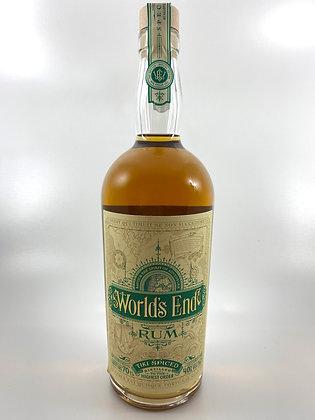 World's End Rum – Tiki Spiced