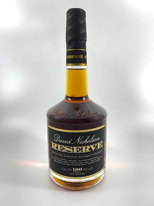 David Nicholson  Reserve – Bourbon