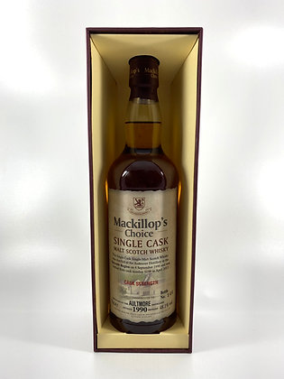 Aultmore 1990 – Mackillop's Choice