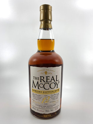 The Real McCoy – 12 Jahre Madeira Cask