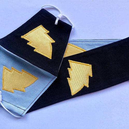 Bolt-blue set