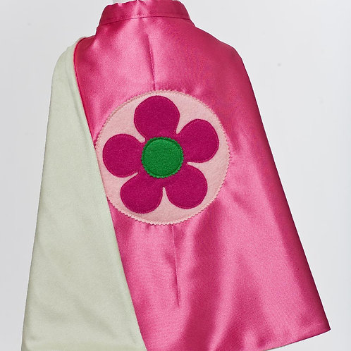 Flower Power Cape