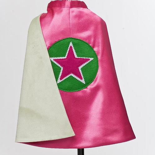 Starburst-pink Cape