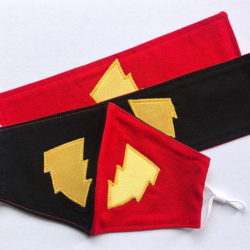 Bolt-red set