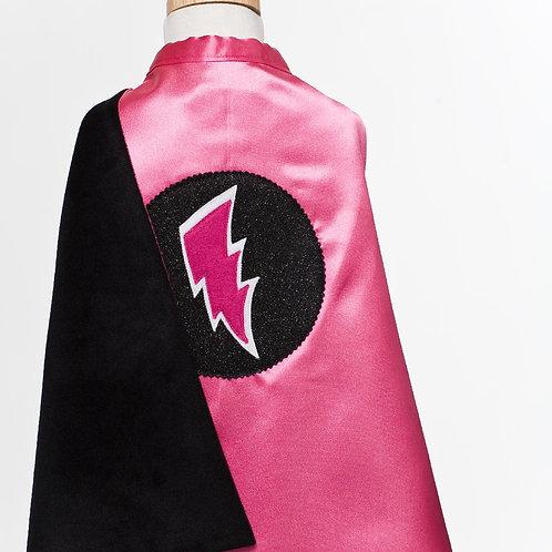 Bolt-pink Cape