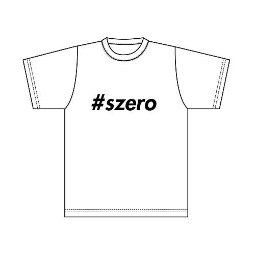 #szero Tシャツ