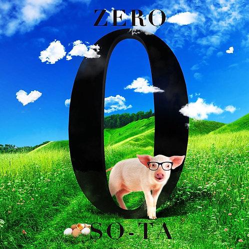 SO-TA mini ALBUM「ZERO」