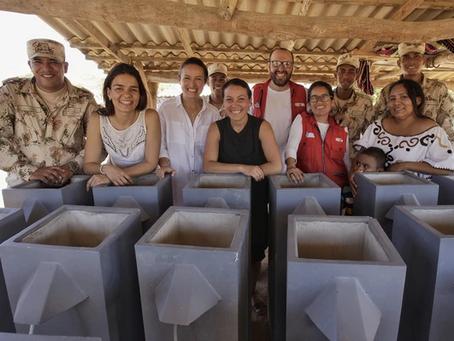 """Stiftungskooperation - HILO SAGRADOxABURY Foundation: """"Empowering Wayuú"""""""
