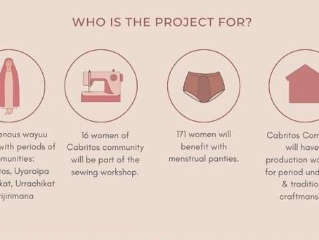 Menstruation Empowerment Kampagne