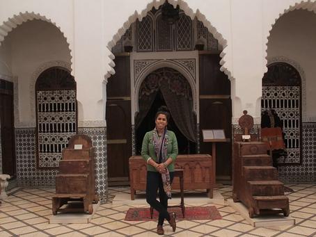 """Marokko ist Vielfalt"" - Maha Alouani"