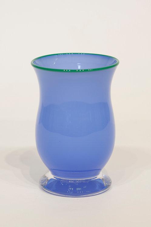 Melkeglass - blå