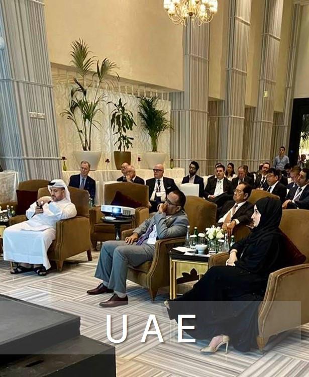 DUBAI | Nov 2009, Nov 2014 & 2019