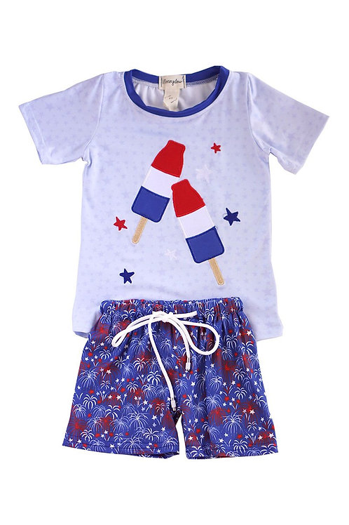 Popcicle outfit