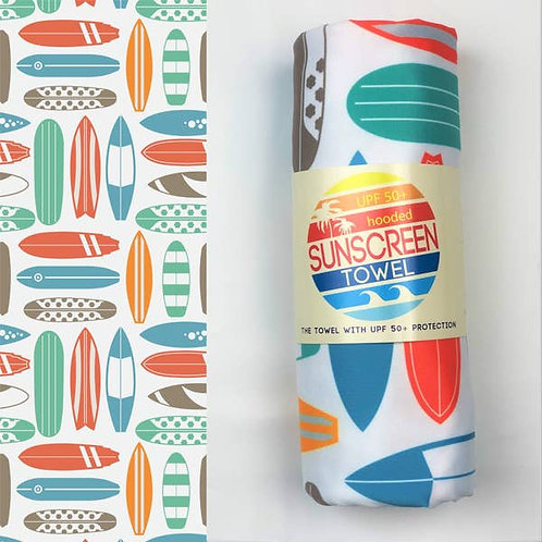 Sunscreen Towels for kids