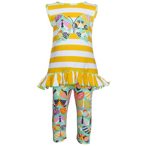 Butterfly Tunic and Leggings
