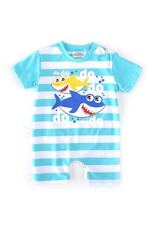 Baby Shark Do-Do-Do Romper