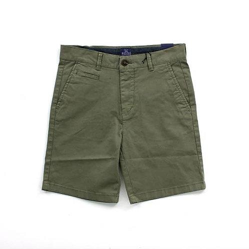 Military Kai Twill Boys Shorts