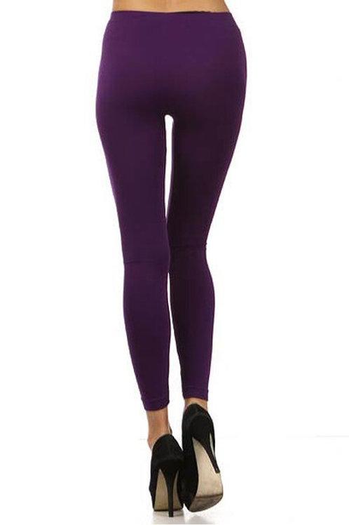 Spandex Full Length Leggings