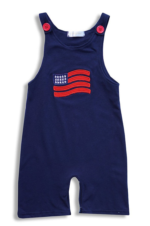 Independence Day Romper