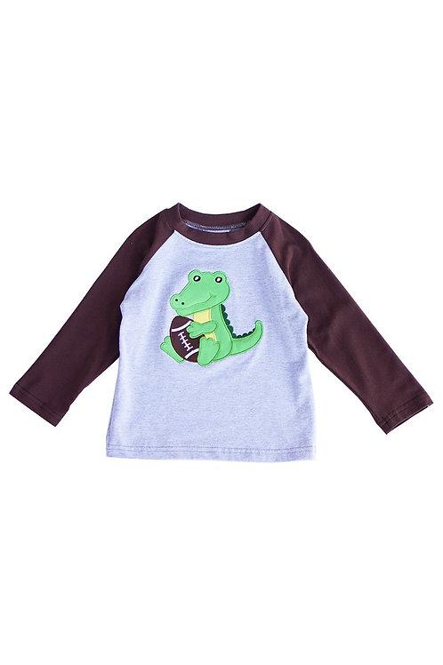 Crocodile Football Shirt