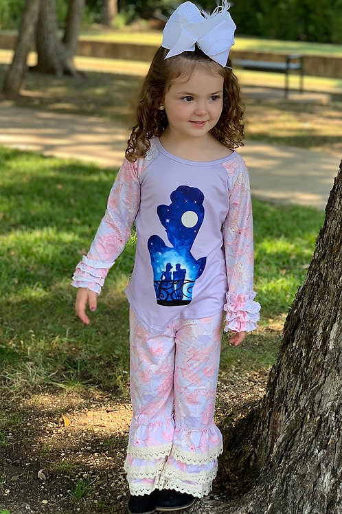 Cinderella 2 piece outfit