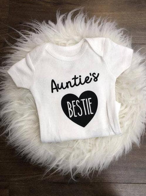 Auntie's Bestie Onesie