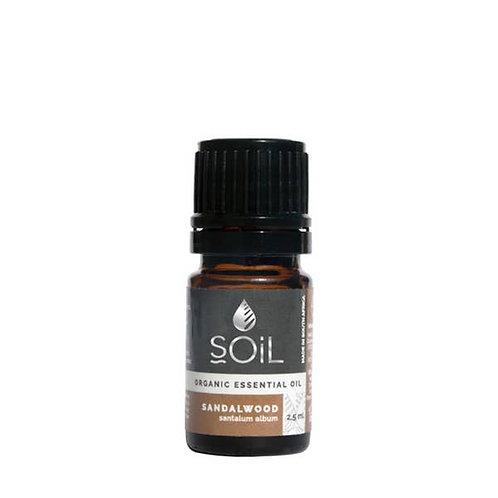 Organic Sandalwood Oil