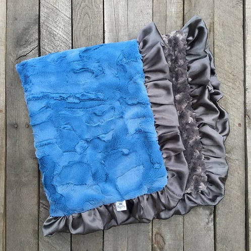 Asher Luxe Cuddle Blanket