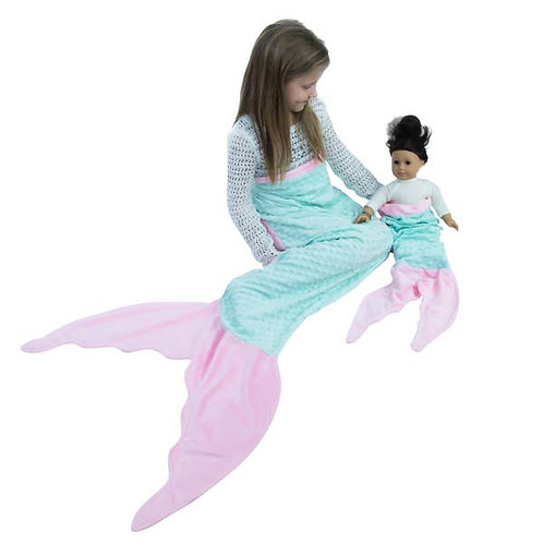 Mermaid tail for you and your doll