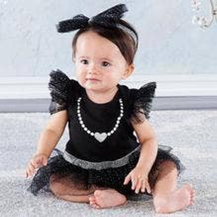 My First Black Dress